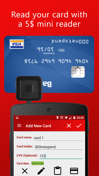 MyCard - NFC Payment – (Android Apps) — AppAgg