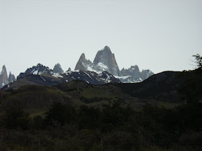 Photo: Mt. Fitz Roy