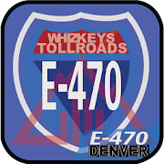 Denver E-470 Toll Road 2017  Icon
