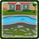 Escape Games-Backyard House icon