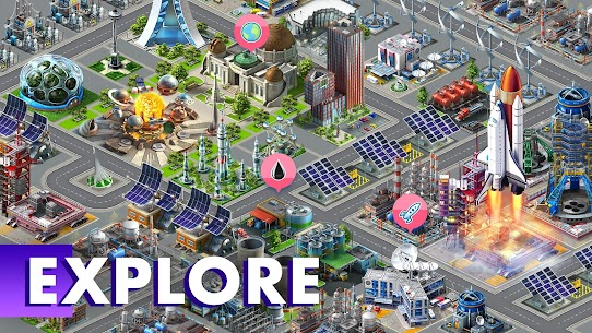 Airport City: Airline Tycoon 6.8.22 MOD (Unlimited Money) 4