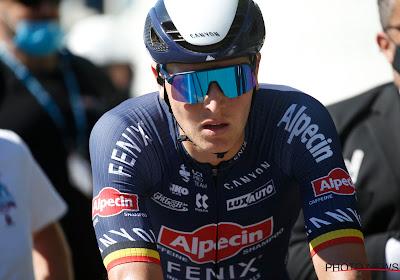 """Tim Merlier blijft de sprintzeges opstapelen al was het kantje boord: """"Ik dacht dat Cavendish me gepasseerd was"""""""