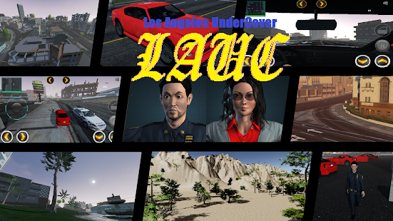 Los Angeles UnderCover- screenshot thumbnail
