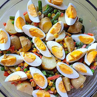 Russian Salad.