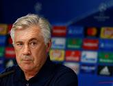 """? Les premiers mots de Carlo Ancelotti à Naples : """"Heureux de revenir dans mon pays"""""""