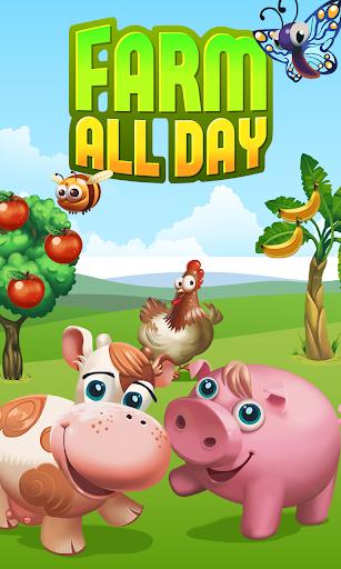 Farm All Day - Farm Games Free 1.2.7 screenshots 1