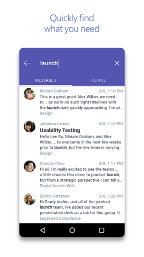 Microsoft Teams  screenshots 5