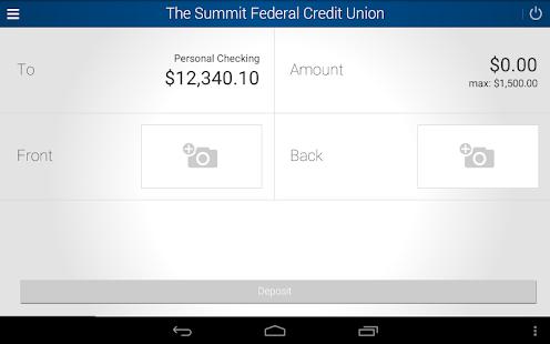 The Summit FCU- screenshot thumbnail