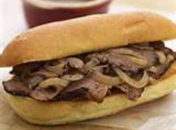 Crock Pot French Dip Sandwiches Recipe