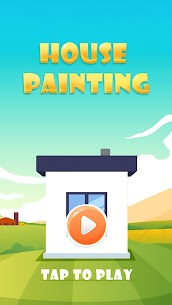 House Painting: Best Puzzle MOD (Unlimited Coins) 1