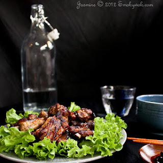 Chinese Soy Roasted Spare Ribs Recipe 香烧排骨