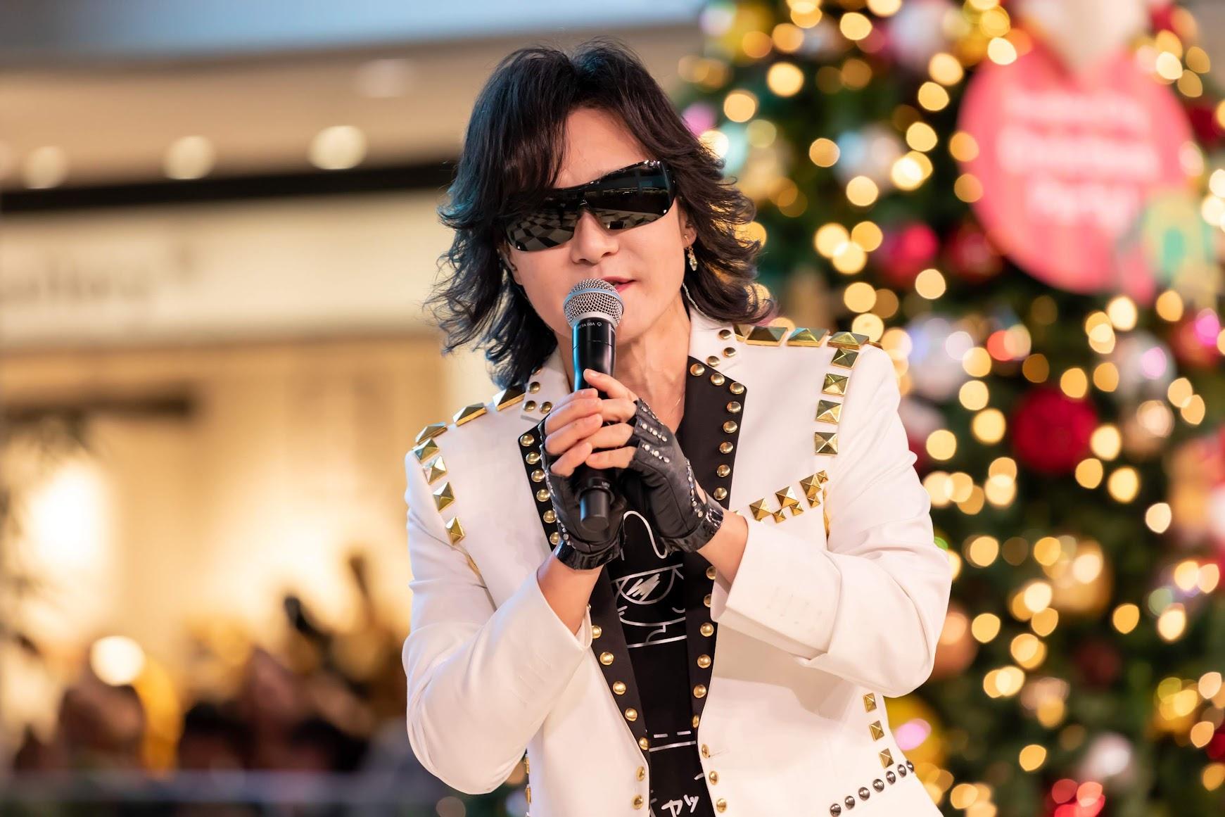 [迷迷音樂] ToshI 翻唱專輯發行紀念活動吸引2000人到場 特別錄影片向台灣樂迷打招呼