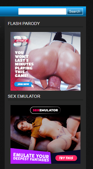 play porn games offers