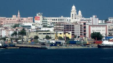 Photo: San Juan from the ship
