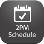 2PM Schedule Icon