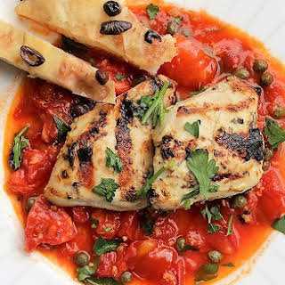 Three 20-minute Meals with Fresh Tomato Saute.