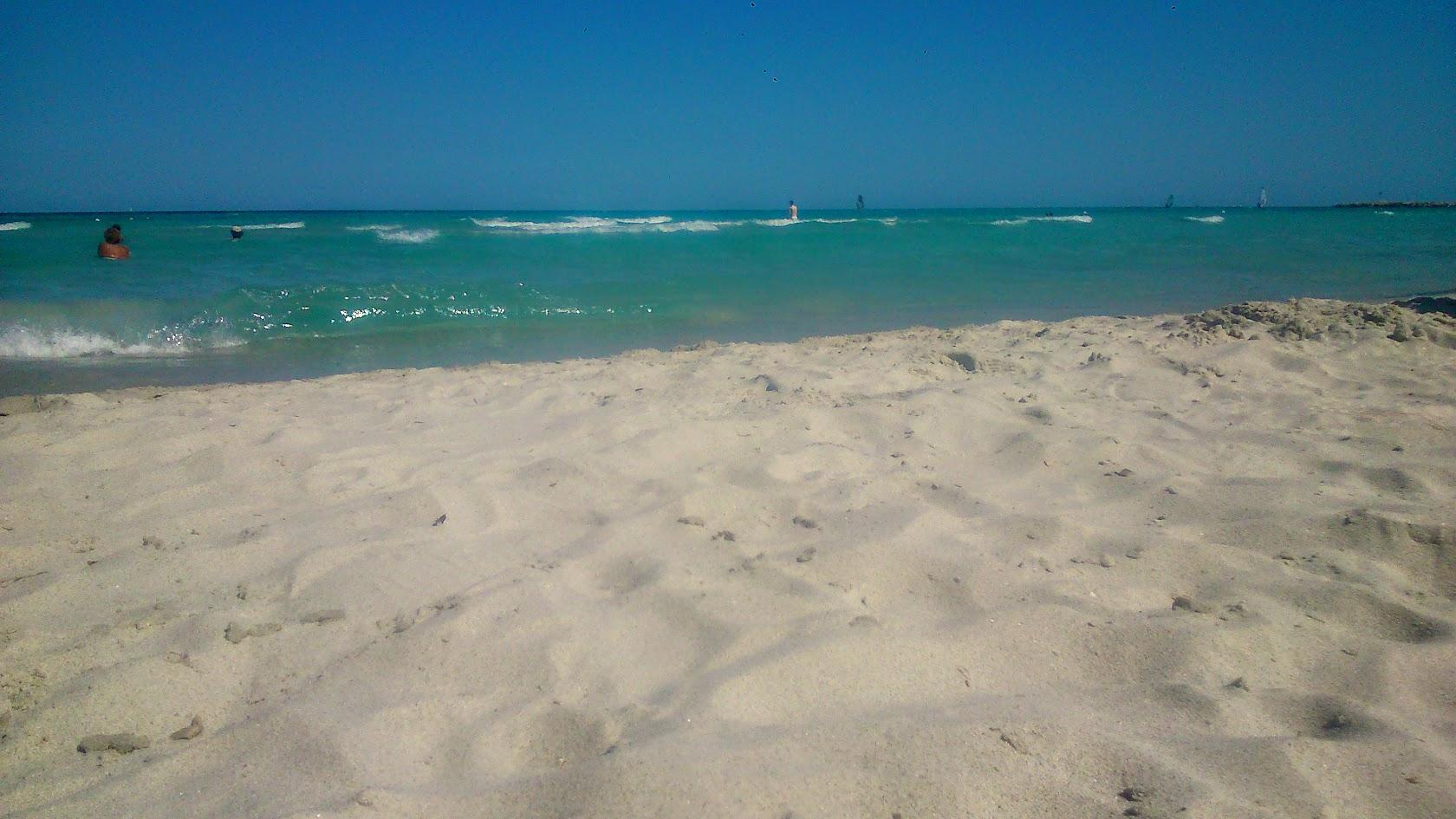 Песочек и море. Пляж Ла Чинта