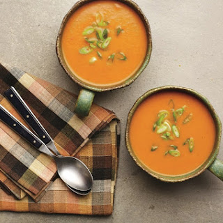 5-Ingredient Pumpkin Curry Soup.