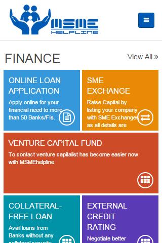 MSME Helpline