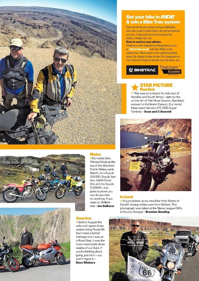 Ride- screenshot