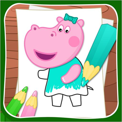 Kids Games: Coloring Book
