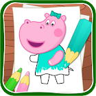 Kids Games: Coloring Book icon
