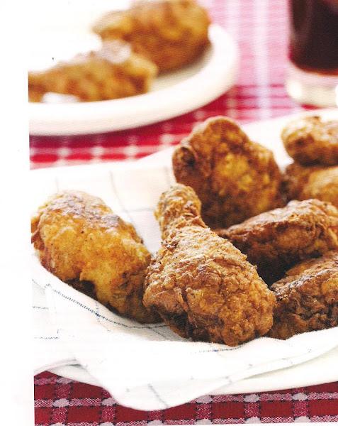 Coke Oven Fried Chicken Recipe