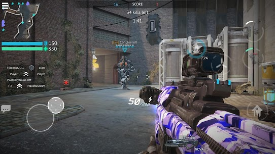 Infinity Ops Online FPS 1.7.0 APK + OBB for Android 4