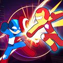 Stickman Heroes Fight - Super Stick Warriors icon