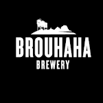 Logo for Brouhaha Brewery