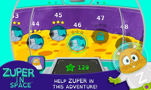 ZUPER IN SPACE- screenshot thumbnail