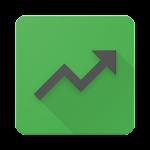 Crypto Tracker - Bitcoin, Ethereum + more tracker Icon