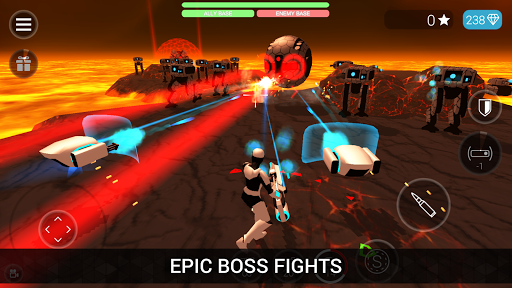 CyberSphere: Online Action Game Android app 4