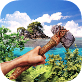 Island Is Home Survival Simulator Game Icon