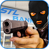 Bank Robbery – Mafia Gangsters Shooting