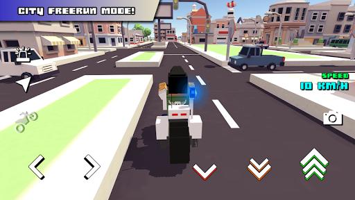 Blocky Moto Racing ud83cudfc1 screenshots 4