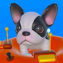 Rafting Dog icon