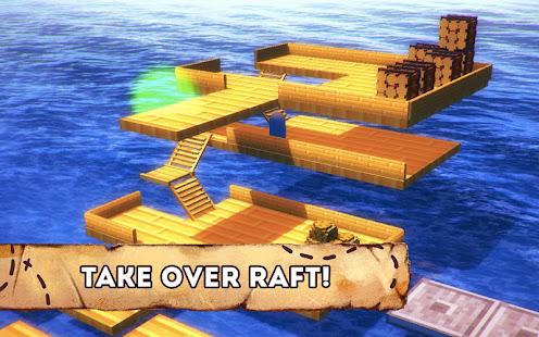 Survival on Raft Online War for PC / Windows 7, 8, 10 / MAC