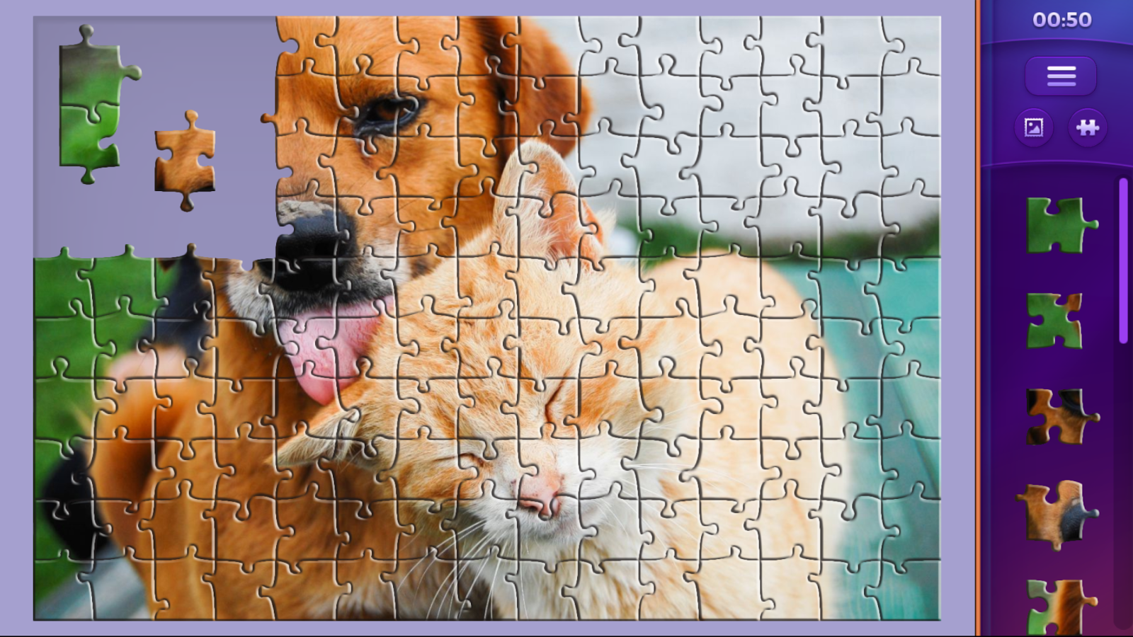 jigsaw puzzles animals android apps on google play