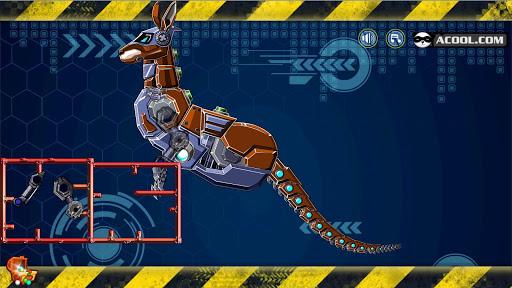玩具機器人大戰:機器拳擊袋鼠