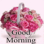 Good Morning Flowers Images Gif