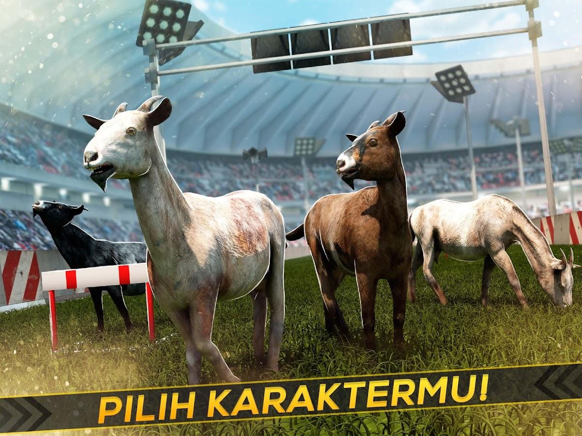 Kambing Atletis Balap Stadion Apl Android Di Google Play