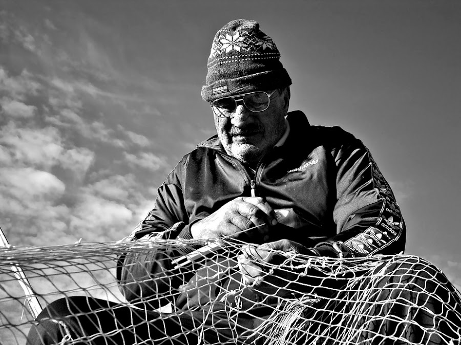KOKOLO by Neven  Jović - People Portraits of Men ( - )