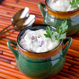 Cream of Ham & Potato Soup.