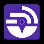 Bike Alarm Anti Theft GPS Locator - Tied Bike icon