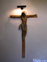 Photo: boletín 118 - Crucifijo (arte popular)