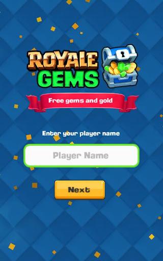 Royale Gems PRANK for PC