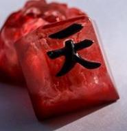 Latrialum - Kanji