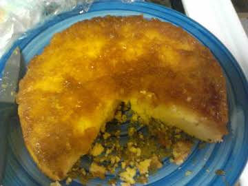 My Favororite Pineapple Upside down Cake