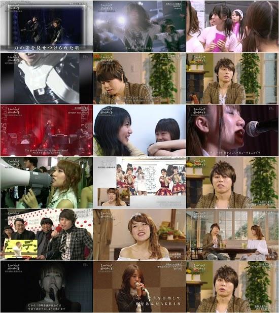 (TV-Variety)(720p) ミュージック・ポートレイト「T.M.Revolution×高橋みなみ 第2夜」 160421